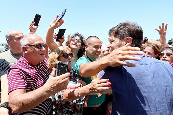 """Resultado de imagen para Kicillof en Mar del Plata: """"El éxito de la temporada responde a las políticas implementadas por el Gobierno Nacional"""""""